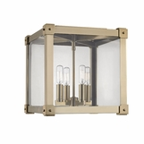 Hammond Flush Mount | Brass