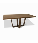 Hathaway Rectangular Dining Table, Distressed