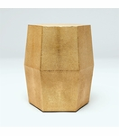 "Hattie ""Shagreen""  Stool 
