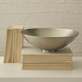 Hawley Bowl | Antique Nickel