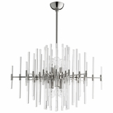 Helena Nickel Chandelier | Large