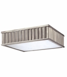 Hemsworth Flush Mount | Antique Nickel