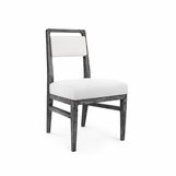 Hendrix Dining Side Chair | Ebony