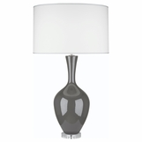 Hepburn Table Lamp | Dark Grey