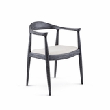 Herning Accent Chair | Black