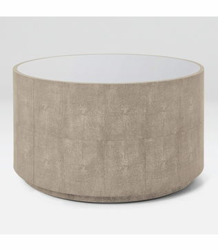 """Hilson """"Shagreen"""" Coffee Table 