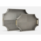 "Hiraka ""Silk"" Tray Set 