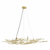 Hoffman Branched Chandelier | Round