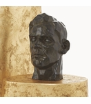 Homme Bronze Sculpture | Chiseled