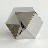 Illusions Nickel Cube