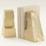 Ishtar Brass Bookends