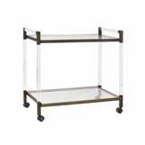 Jayson Bar Cart | Bronze