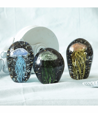 Jellies Glass Objects Set | Dark
