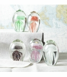 Jellies Glass Mini Objects |  Set of 5