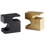 Jigsaw Bookends