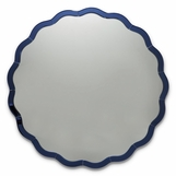 Jillian Wall Mirror | Blue