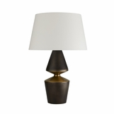 Jones Bronze & Brass Lamp