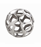 Kam Sphere Sculptures | Nickel