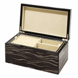 Kamuri Lacquer Jewelry Box | Dark