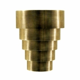 Kaya Sconce | Antique Brass