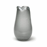 Kaz Grey Glass Vases
