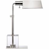 Kenny Pharmacy Task Lamp | Nickel
