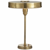 Kensington Table Lamp | Antique Brass
