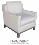 Kresley Chair, Solid Fabric