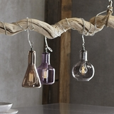 Laboratory Glass Pendants