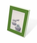 Lacquer 5x7 Frame | Kelly Green