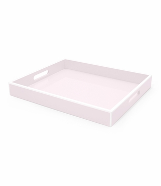 Lacquer Tray | Pale Pink