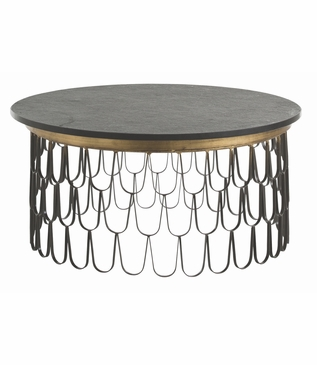 Lafayette Coffee Table | Black