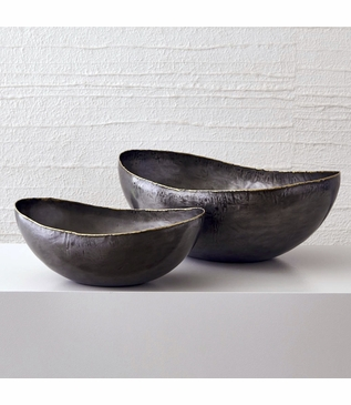 Laforge Iron Bowls | Oval