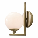 Laird Sconce | Antique Brass