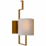 Landon Sconce | Antique Brass