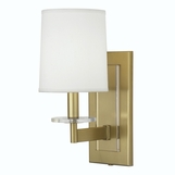 Landry Sconce | Antique Brass