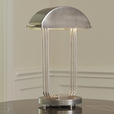 Langdon Table Lamp | Nickel