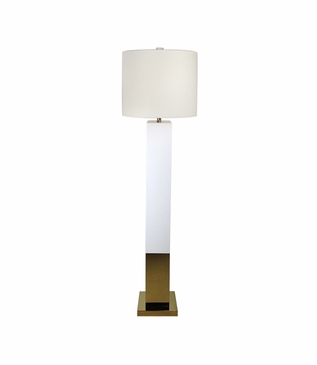 Lars Floor Lamp | White