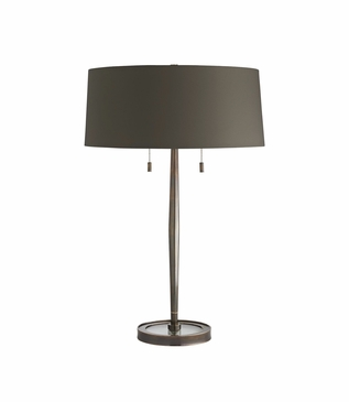 Laxon Table Lamp | Burnished Brass