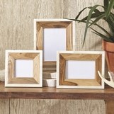 Lebert Wood & Bone Frames Set
