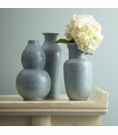 "Lennox ""Shagreen"" Vases Set 