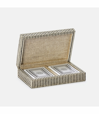 Lex Hide Playing Card Box