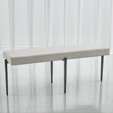 Lila Bench | Natural Iron