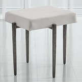 Lila Stool | Natural Iron