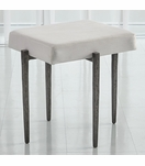 Lila Bench Small | Natural Iron