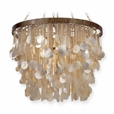 Lillian Shell Chandelier