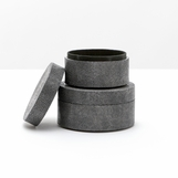 "Lina ""Shagreen"" Boxes Set 
