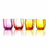 Lingo DOF Glasses Sets | Warm Colors