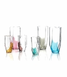 Lingo Glass Vases