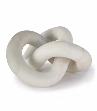 Liston Marble Sculpture | White